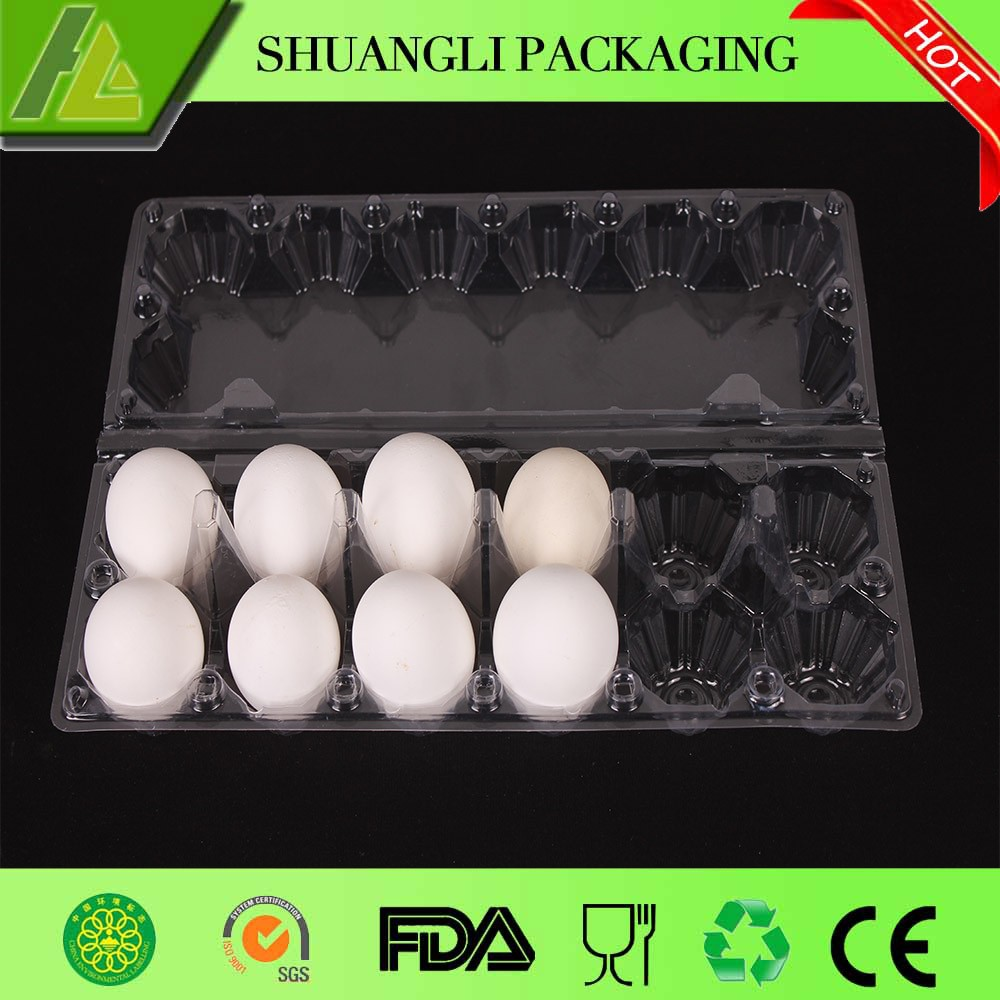 blister process PVC chicken egg cartons