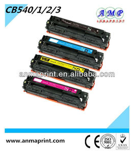 CE540A Series toner cartridge Compatible cartridge toner for HP toner cartridge Laser Jet CM1300/CM1312/CP1210/CP1215/CP1515n/CP