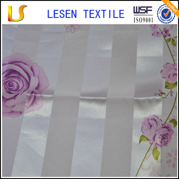 Shanghai lesen textil 100 polyester fancy embroidered voile curtain