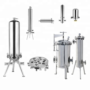 5 Micron ACF alcohol filter machine system for USA and Russia market