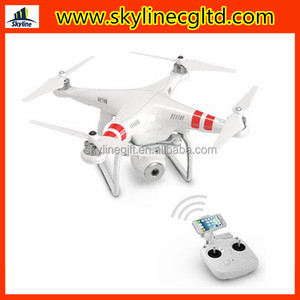 DJI phantom 2 vision professional RC drone with HD camera for aerial videos