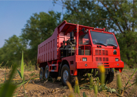 sinotruk super heavy duty 10 wheel 70 ton mining dump truck for sale