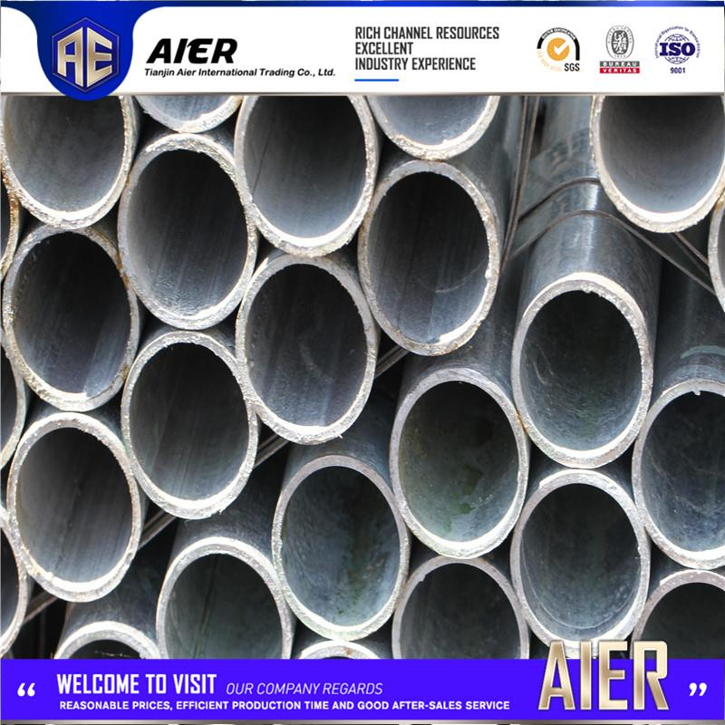 Multifunctional scaffolding materials seamless steel ducting made in China