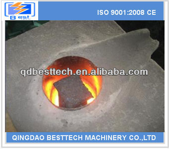 0.35t electroslag remelting furnace