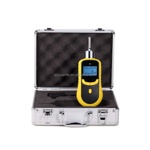 Portable 0-100%LEL industrial combustion flammable gas analyzer for safety control