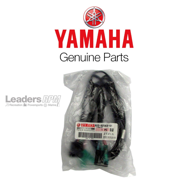 Yamaha 6X3-82563-01-00 TRIM & TILT SWITCH A; 6X3825630100