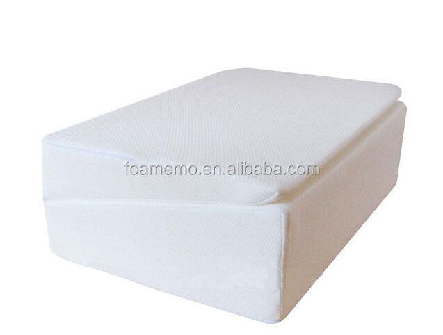 Memory Foam Kussen : Bed wig vouwen foam kussen wedge vouw memory foam kussen buy bed