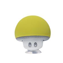 mini mushroom speaker mp3 player column bluetooth loudspeaker Hands-free Speaker for Phone usb Built-in battery enceinte speaker