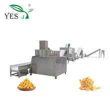 Continuous savory caramel popcorn machine production line