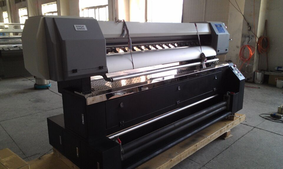 2015 new dye sublimation printer plotter with low price