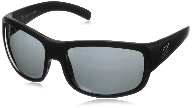 65f5bdfc218 Get Quotations · Kaenon Men s Ozlo Black Label G12m Oval Polarized  Sunglasses