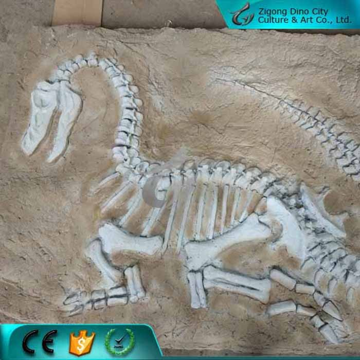 Life Size Artificial Replica Dinosaur Fossils For Sale - Buy
