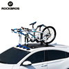 ROCKBROS Hot Sale Suction Cup Roof-Top Rear Bike Rack Car Roof Bicycle Suction Rack