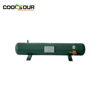 RESOUR Horizontal Liquid Reservoir With Rack, Liquid Container, Refrigeration Reservoir Tank