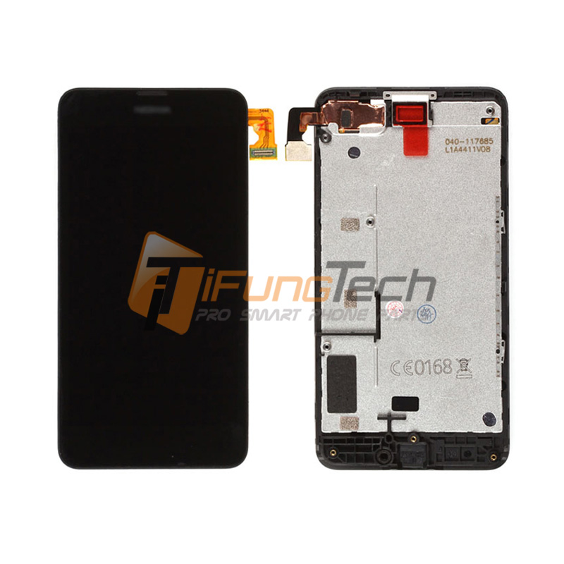 100% Tested One by One Mobile Phone Lumia 630 LCDs for Nokia Lumia 630 LCD with Digitizer Assembly