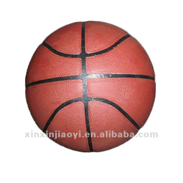 reversible PU material basketball in bulk