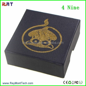 Top sale electronic cigar 1:1 clone 4nine copper mod/4 nine mod 26650