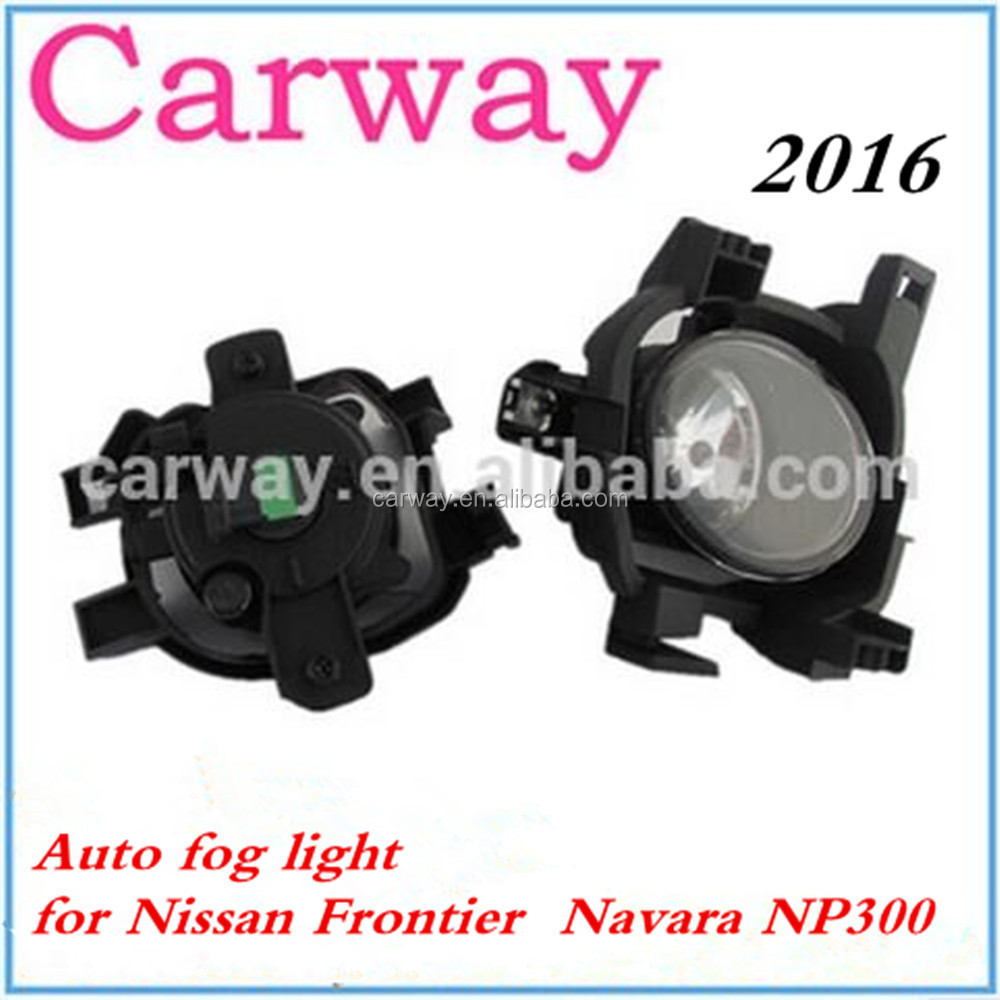 Auto parts accessories for Nissan Navara NP300 2016 fog light