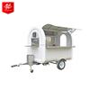 New model Mobile Ice Cream Food trailers