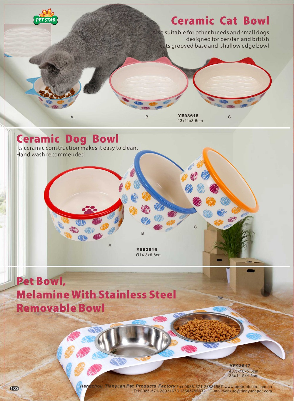 Wholesale High Quality Portable Dog Water Bowl