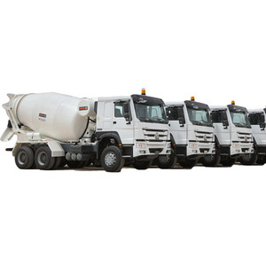 VOLVO Technology 12 Wheeler HOWO concrete mixer truck south africa