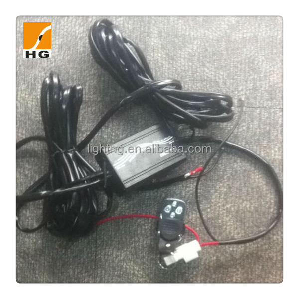 wire harness wireless remote controller for offroad wire harness wireless remote controller for offroad led work light Off-Road Light Wiring Harness at n-0.co