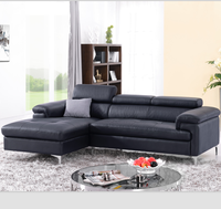 wholesale cheap home genuine modern design nordic living room classical hotel recliner royal 3 seater set leather sectional sofa