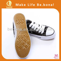 New model stylish design latest China wholesale women cheap printed canvas shoes