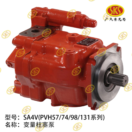 Substitute For EATON-VICKERS PVH57/74/98/131 Series Hydraulic Piston Pump