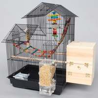 cockatiel birds houses live animal breeding cage A09