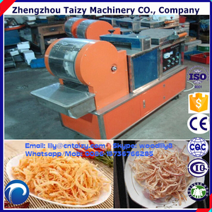 Dry Squid Shredding Machine Squid Baking Machine Dry Squid Press Machine