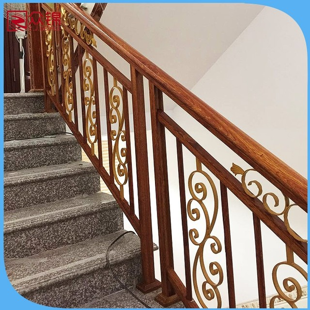 Awesome Stair Railings Design/lowes Wrought Iron Railings/used Wrought Iron Railing  Parts For Sale