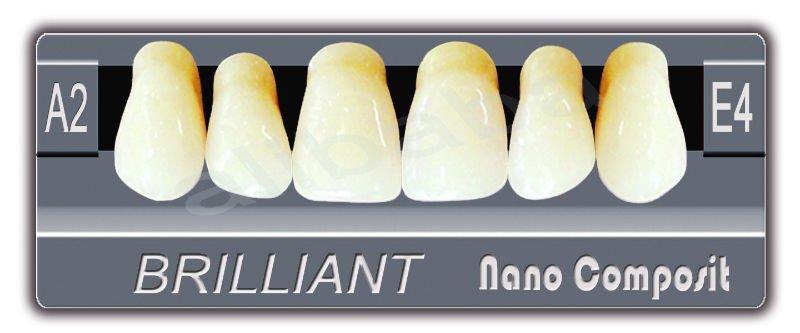 Nano Composite Teeth,Brilliant
