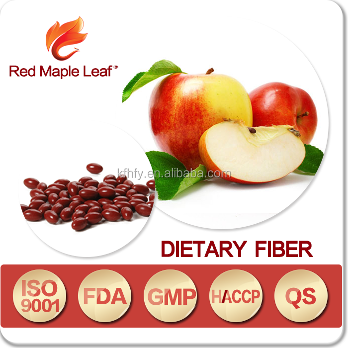 OEM Private Label Organic Dietary Fiber Powder Supplement Softgels