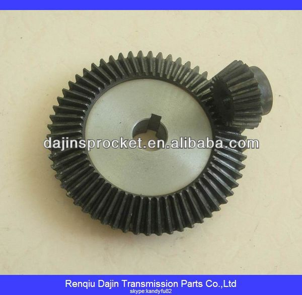 ISO OEM hot sale precision small steel helical gear,helical teeth spur gear