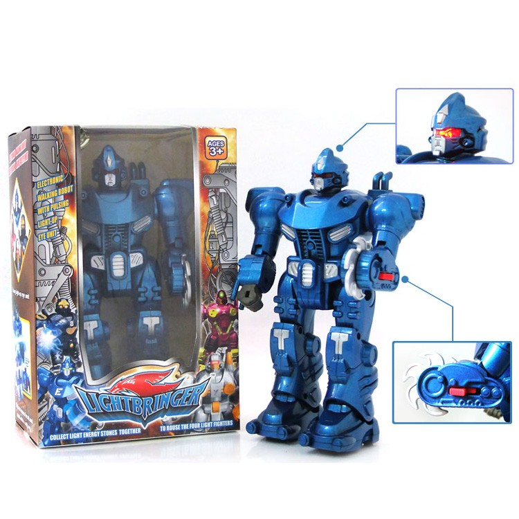 Chinese manufacturer special walkig robot electronic toy kids robot for chidren