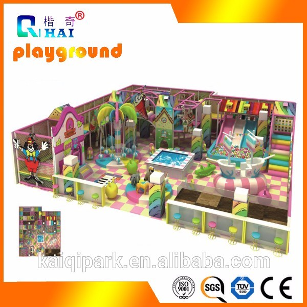 Kaiqi Children commercial funny soft play kids indoor playground <strong>equipment</strong>