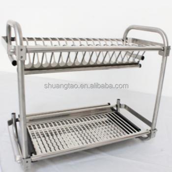 Decorative Dish Rack Kitchen Unique Dish Rack Stainless Steel Dish