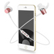 2016 OEM Magnetic Smart Stereo Sport Earphone Design In-Ear Wireless Earphone with Microphone for Phone