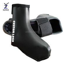 Custom 방풍 방수 용 열 neoprene 슈 cover, neoprene ski boot cover with back zipper