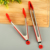 Eco-friendly and high quality tongs for kitchen accessory christmas snowflake 12inch Silicone Food Tong
