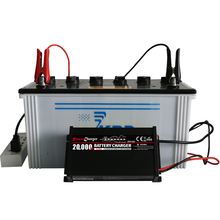 Automatically 7 stage marine boat battery charger 12V 15A