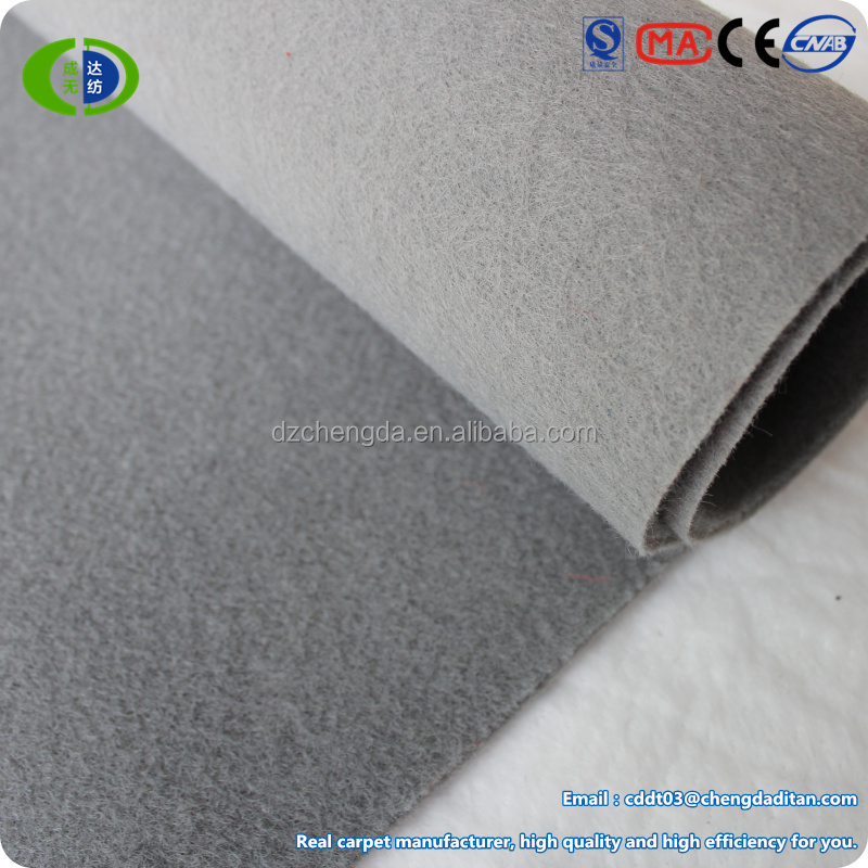 Modern cheap velour exhibition office used wall to wall carpet for hotel