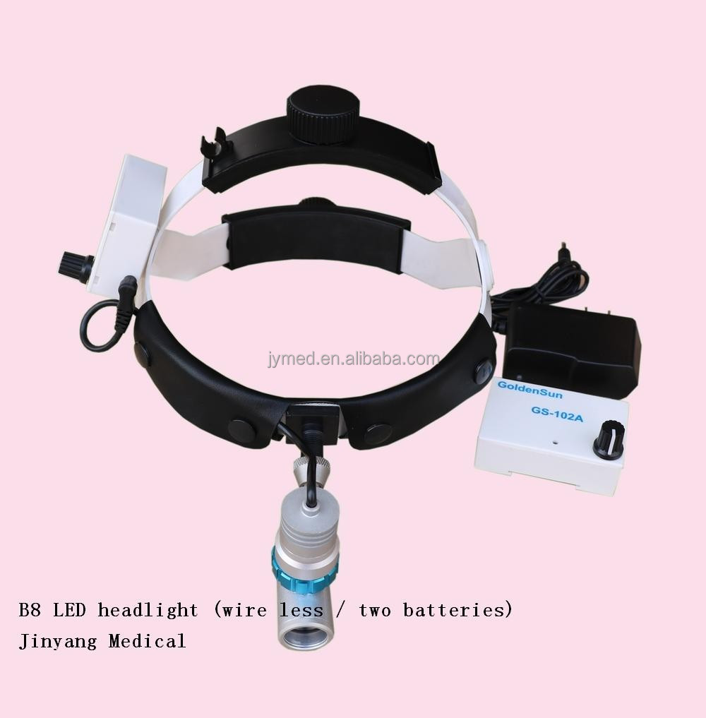 high quality 3w led surgical operating headlight