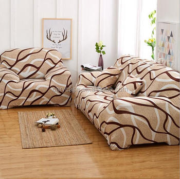 Polyester Reversible Sofa Protector