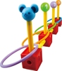 plastic interlocking toy for kids