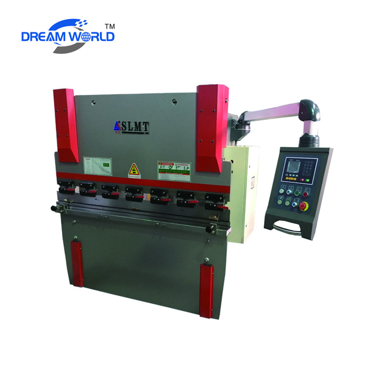 Mini hydraulic press brake with 1600mm length