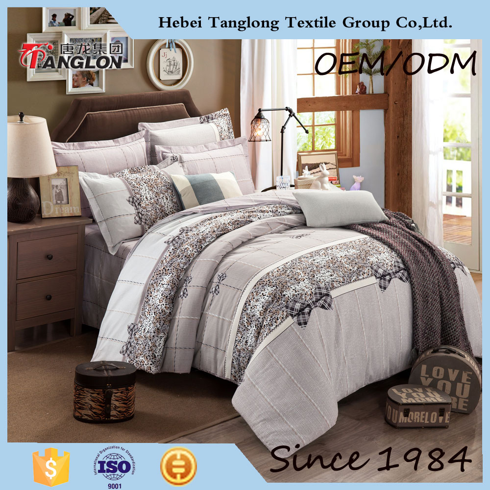 2015 Home Textile Home Goods Bedspread Wholesale King Size
