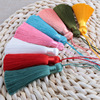 Rayon ice silk small tassel Bookmarks comb key clothing decorative tassels