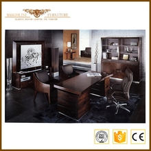Noble house environmental antique design desk wood furniture